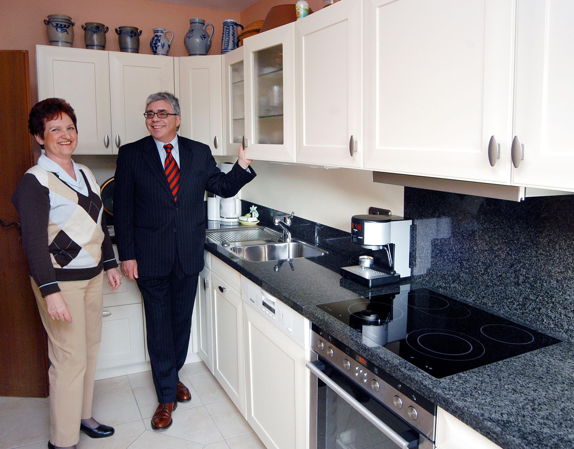 Küchenausstellung von Küchen-Treff Dammbacher